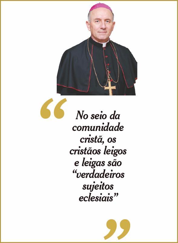 Ano Nacional dos Cristãos leigos e leigas. Por Dom Rafael Biernaski